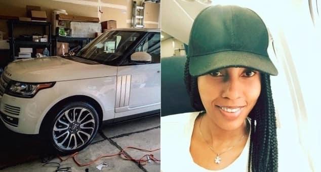 Gatwiri ajivunia gari aina ya Range Rover miezi chache baada ya kutwangwa na mumewe mwanasiasa