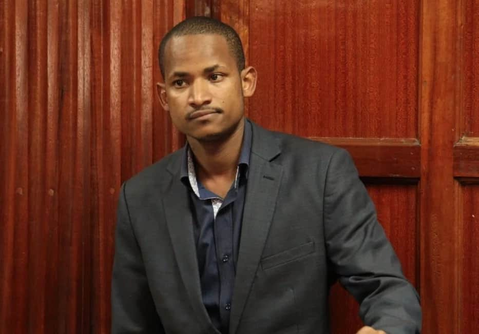 What doesn't kill you makes you stronger - Babu Owino speaks after court nullified his win