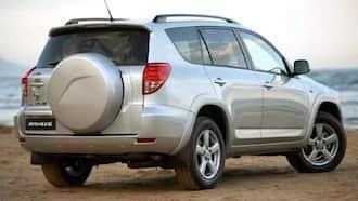 Daktari Nyuki recovers a KSh 2.2 million RAV 4 in Kanduyi, Bungoma County