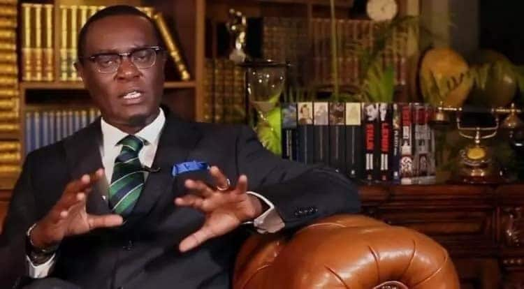 Ruto will not become president, he will be made one if he stops premature politics - Mutahi Ngunyi