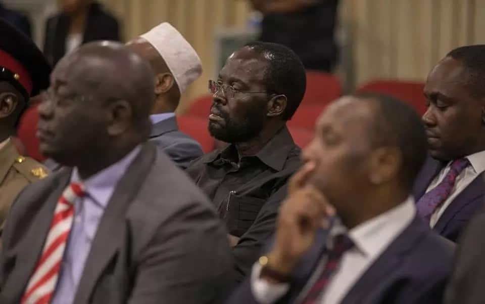 Governor Anyang' Nyong'o in Cuba with Uhuru days after Raila signed deal with the president