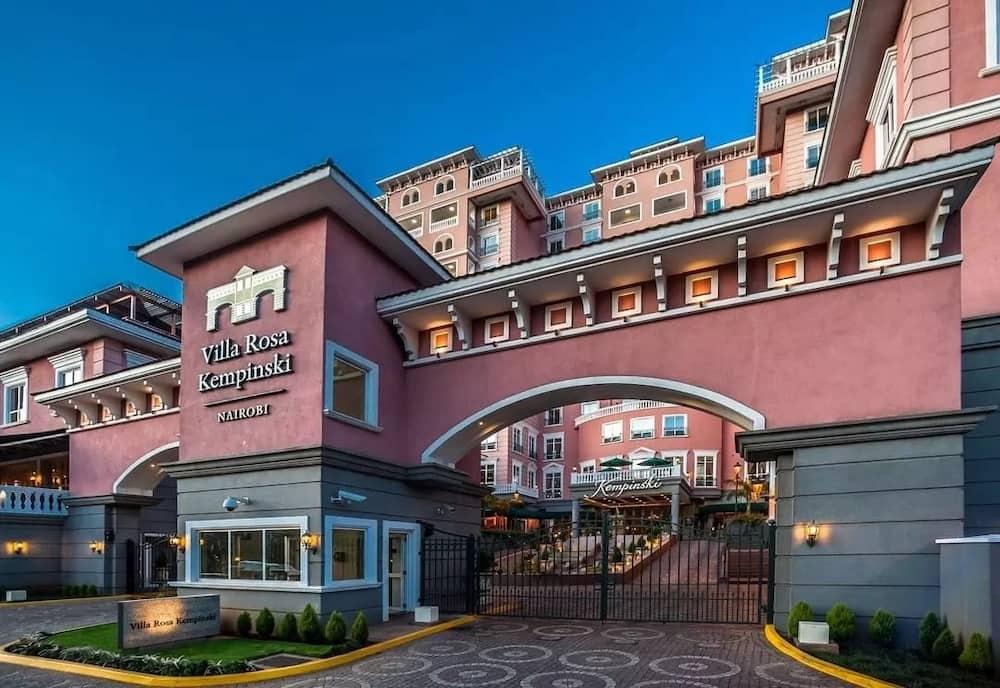 Hoteli ya Villa Rosa Kempinski kuwafuta wafanyikazi kufuatia pandashuka za COVID-19