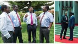Raila akosa kuhudhuria mikutano pamoja na vinara wengine wa NASA