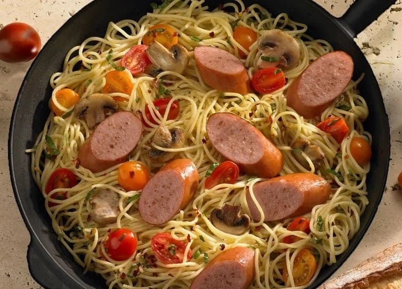 How to cook spaghetti Kenyan style