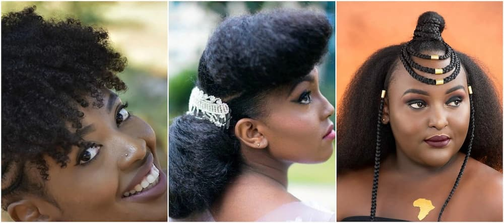 Kenyan Hairstyles For Natural Hair Tuko.co.ke