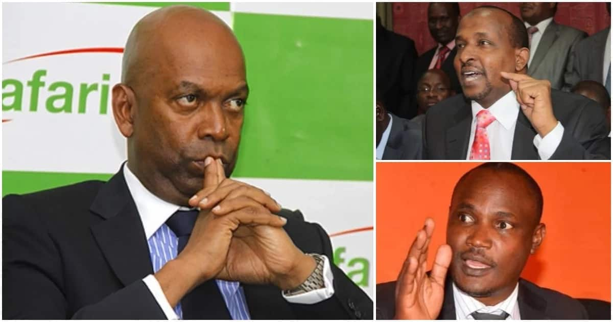Safaricom and security chiefs questioned over increased incidents of cyber bullying.