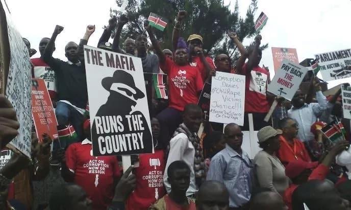 Uhuru Kenyatta reveals why he blames Kenyans for corruption in Kenya