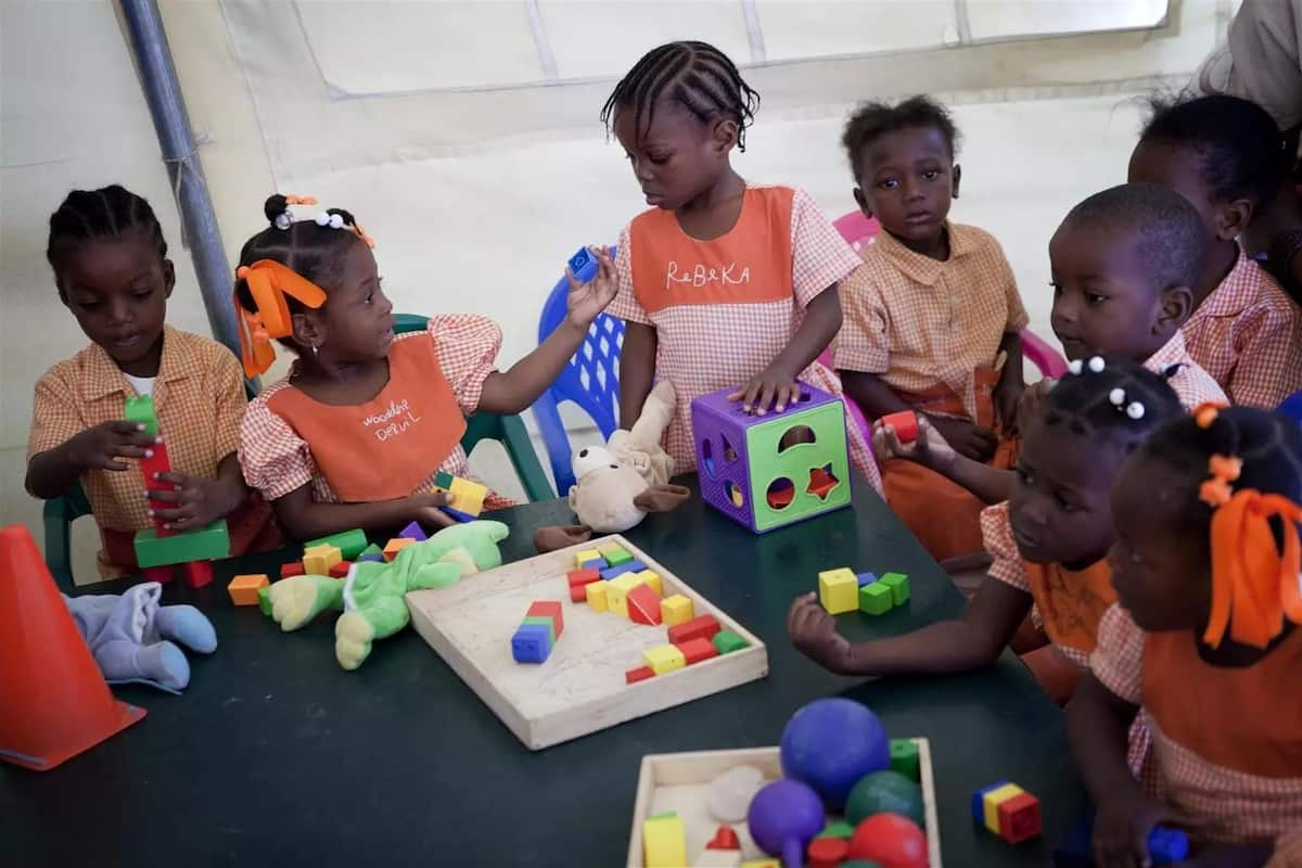 Early childhood education in Kenya (ECDE) - Are the goals adequate?