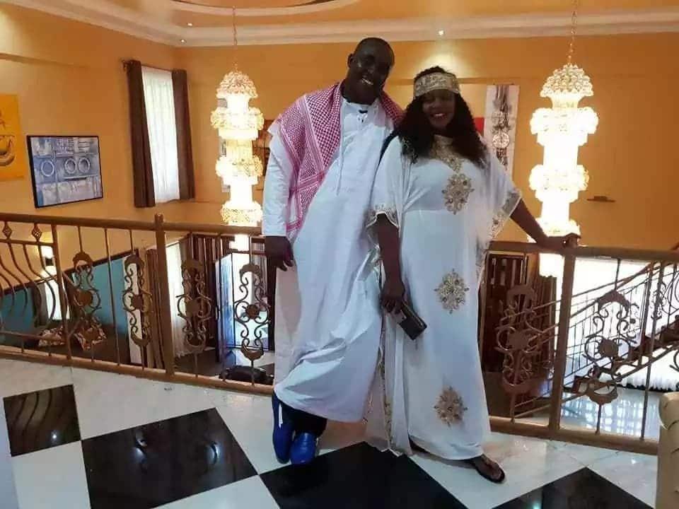 Seneta wa Kakamega Cleophas Malala amtambulisha mkewe kwa umma kwa mara ya kwanza