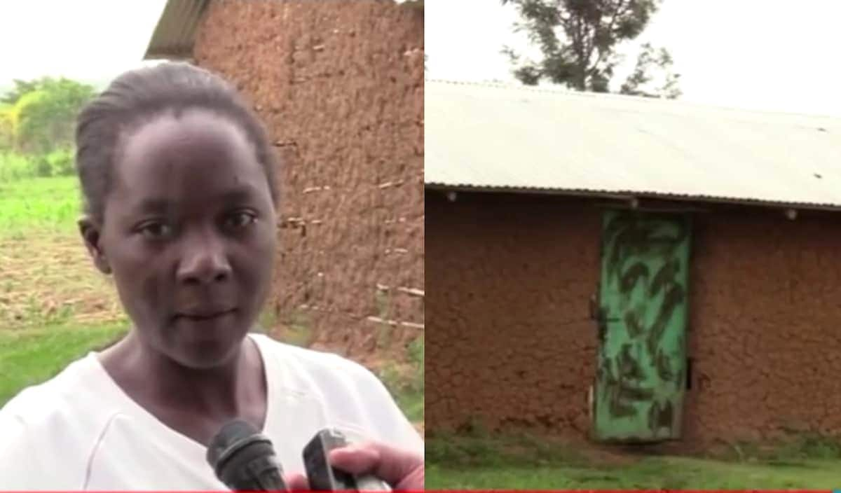 Bungoma residents smear human waste on local administrator's door in protest