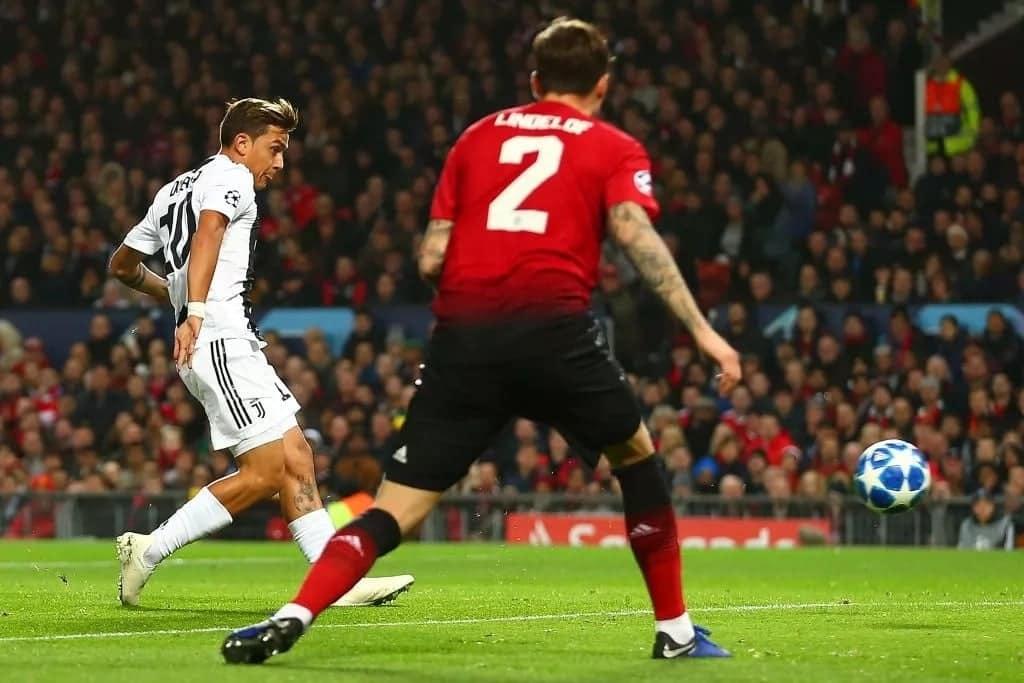 Paulo Dybala's lone strike help Juventus beat Man United at Old Trafford