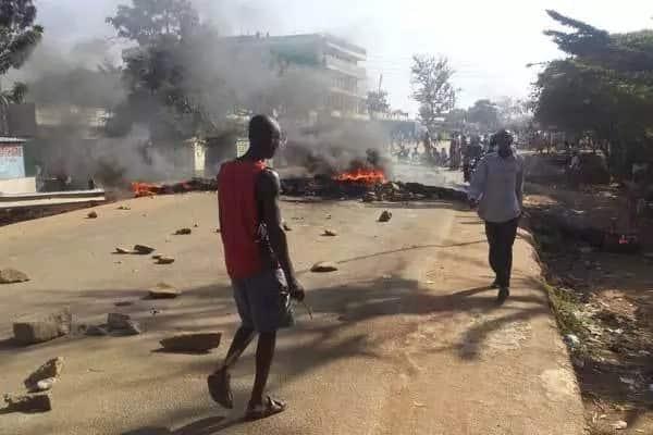 Tension in Migori over heavy police deployment ahead of Raila coronation