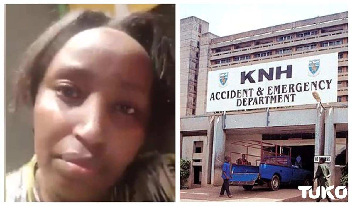 Kenya National Hospital on the spot after woman dies waiting for emergency services