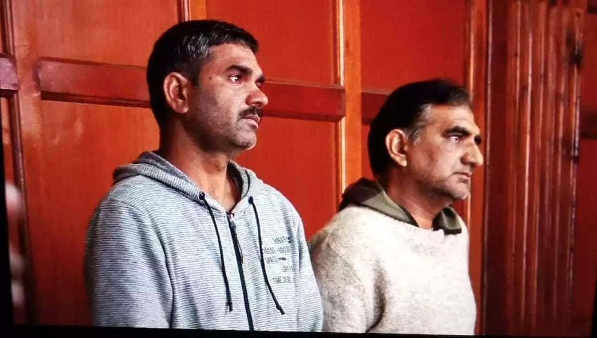 Pakistani nationals held for secretly taking photos of churches, schools in Nyeri