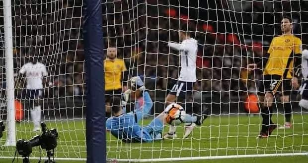 Wanyama's Tottenham silence League Two side Newport at Wembley to qualify for the fifth round of the FA Cup