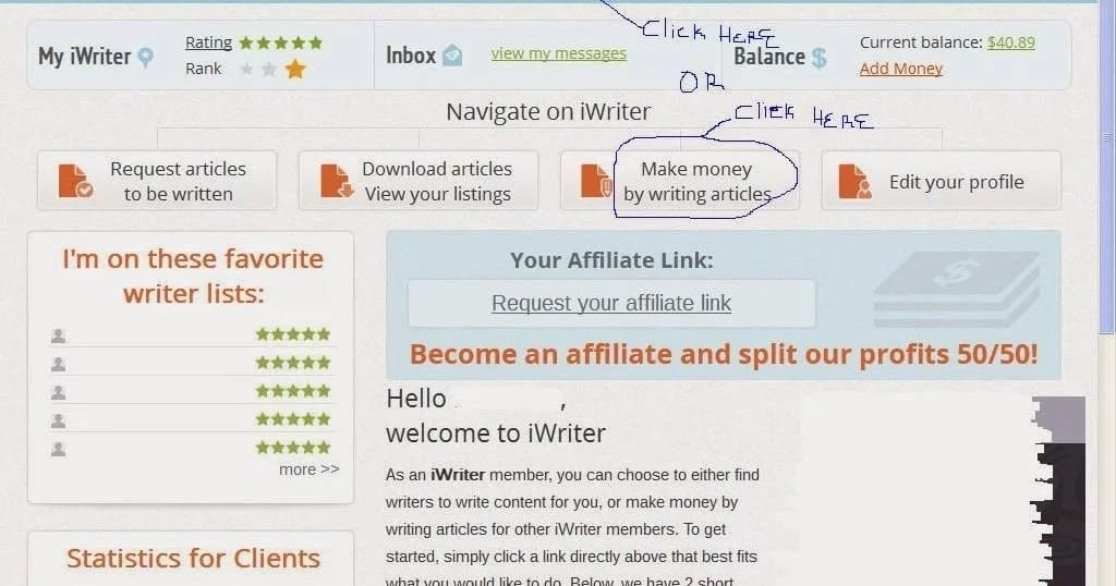 iwriter alternatives