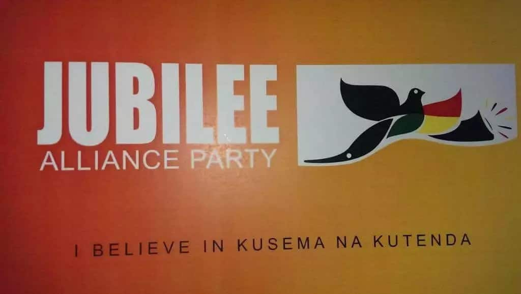 Family protest after Jubilee party listed their dead brother as a party member
