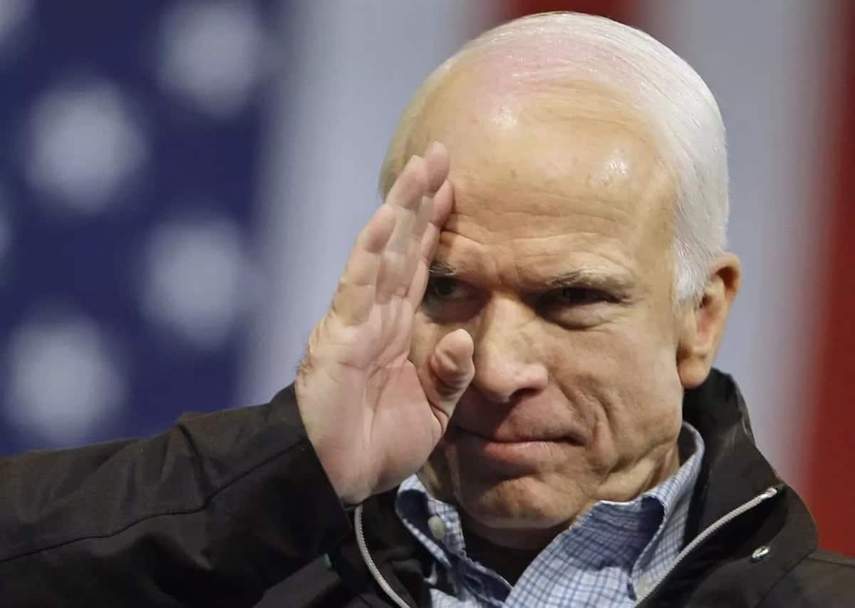 Shujaa wa vita Marekani John McCain afariki dunia