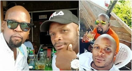 Jalang'o and former co-host Alex Mwakideu keep fans guessing as they hint at possible re-union