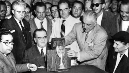 Meet the Frenchman who invented the World Cup