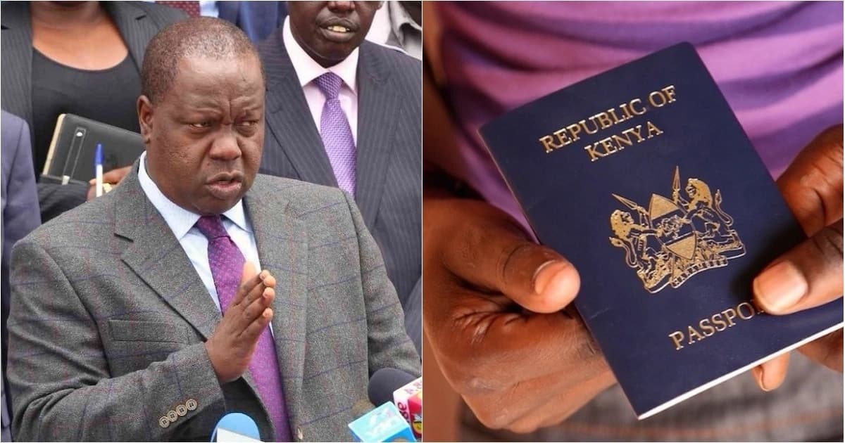 Crackdown on foreigners working in Kenya illegally begins after Matiang'i's 60 day ultimatum