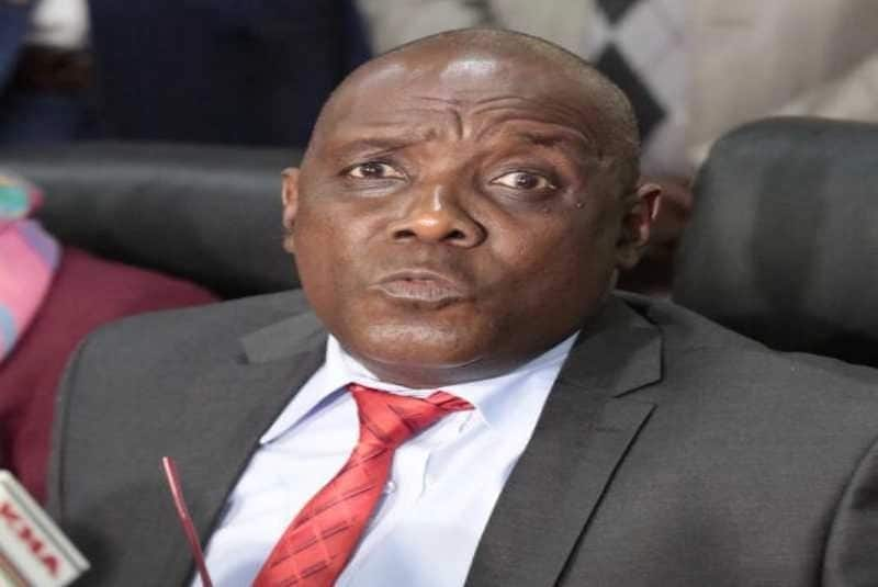 Swazuri freed on KSh 3.5m cash bail over SGR compensation, barred from accessing office