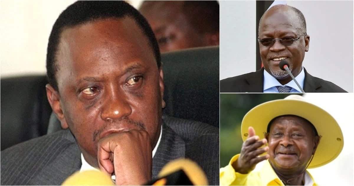 Deni la Kenya ni mara 2 kwa lile la Tanzania na mara 5 kwa Uganda