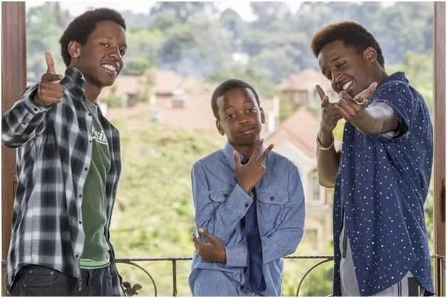 Meet no nonsense Kirinyaga Governor Anne Waiguru with her adorable sons