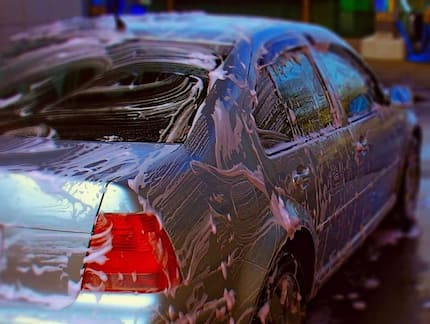 Successful car wash business in Kenya