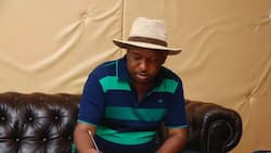 Sonko returns to Nairobi, tells government to keep its security