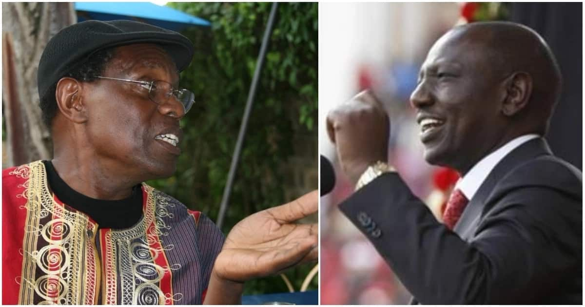 Ruto not fit to be president and I will not vote for him - Koigi Wa Mwere