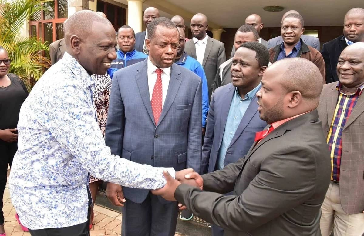 Ruto's intensified 2022 campaigns see him meet MCAs from four counties in two weeks
