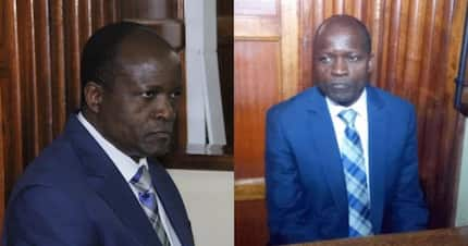 Governor Obado admitted to KNH Private Wing after falling sick in prison