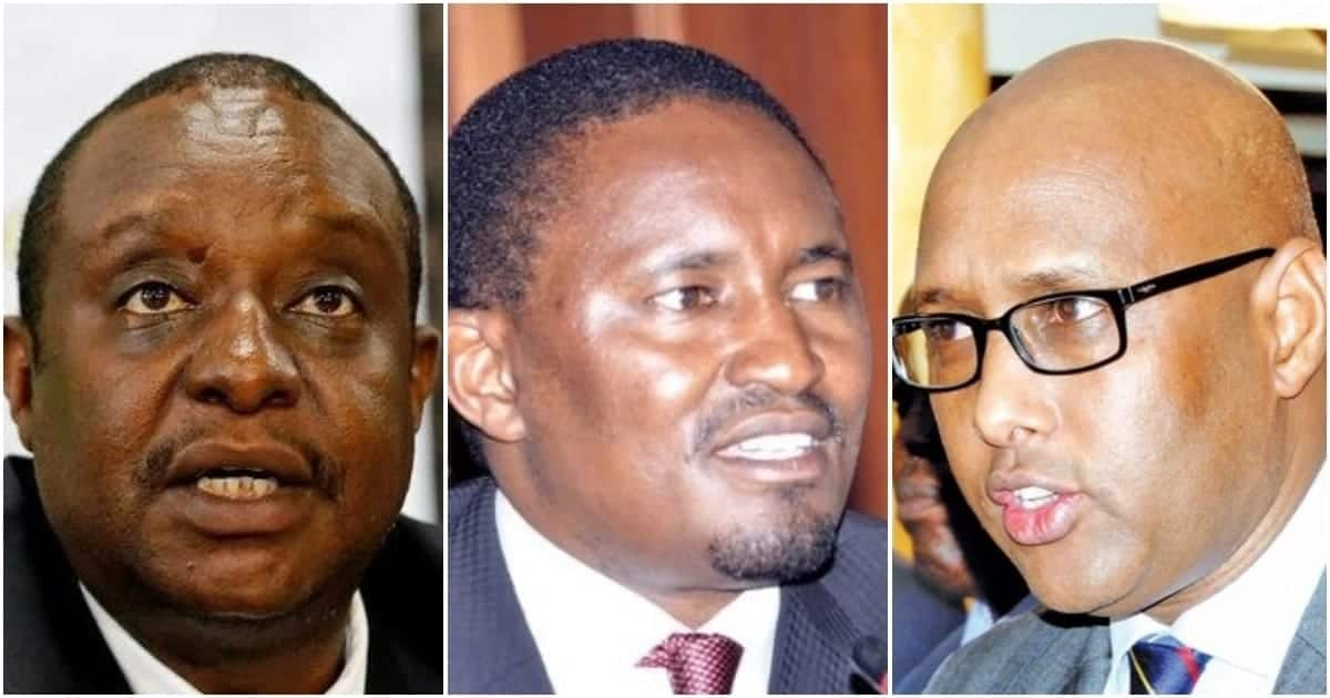 3 cabinet secretaries staring at impeachment as sugar wars escalate
