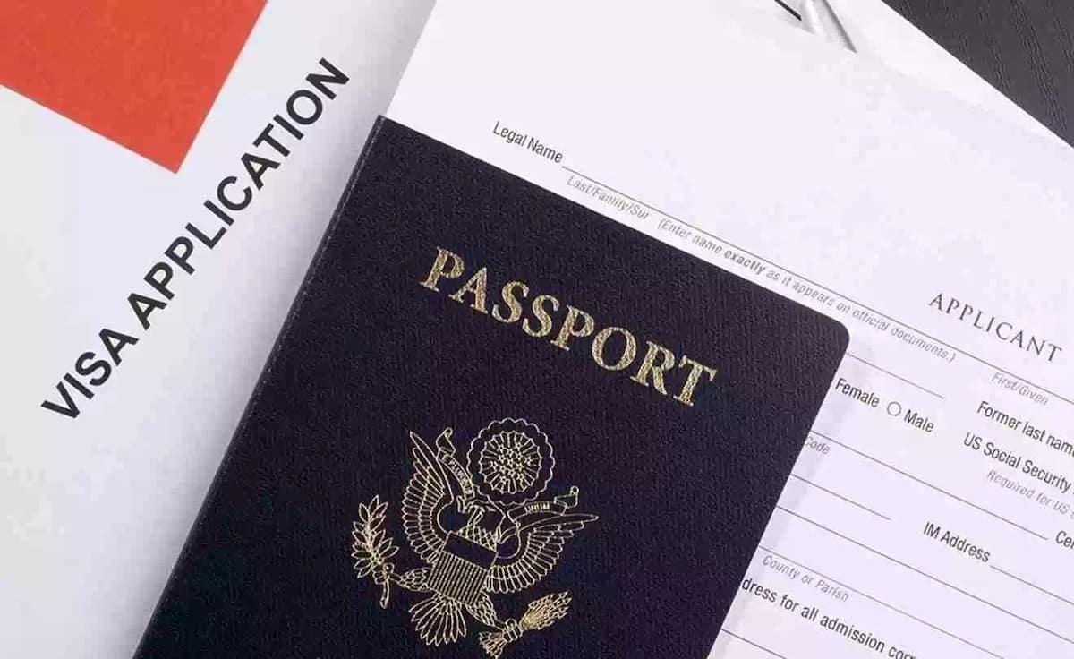 US visa appointment Kenya booking, reschedule limit