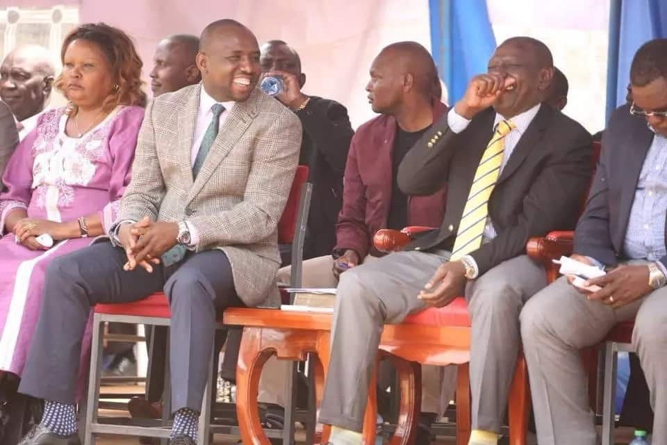 Nobody becomes wealthy through their salary - Murkomen defends Ruto's wealth