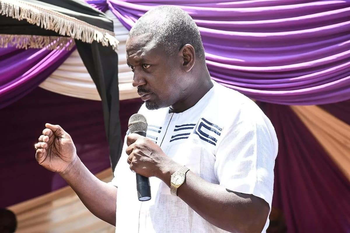Otiende Omollo accuses counties of running killer squads