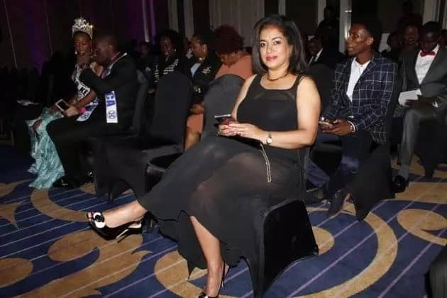 Esther Passaris shocks Kenyans after attending event in a see-through dress