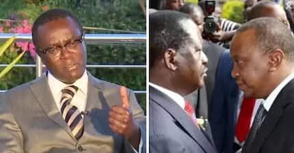 The 'Maraga four' executed a civilian coup and history will judge them- Mutahi Ngunyi