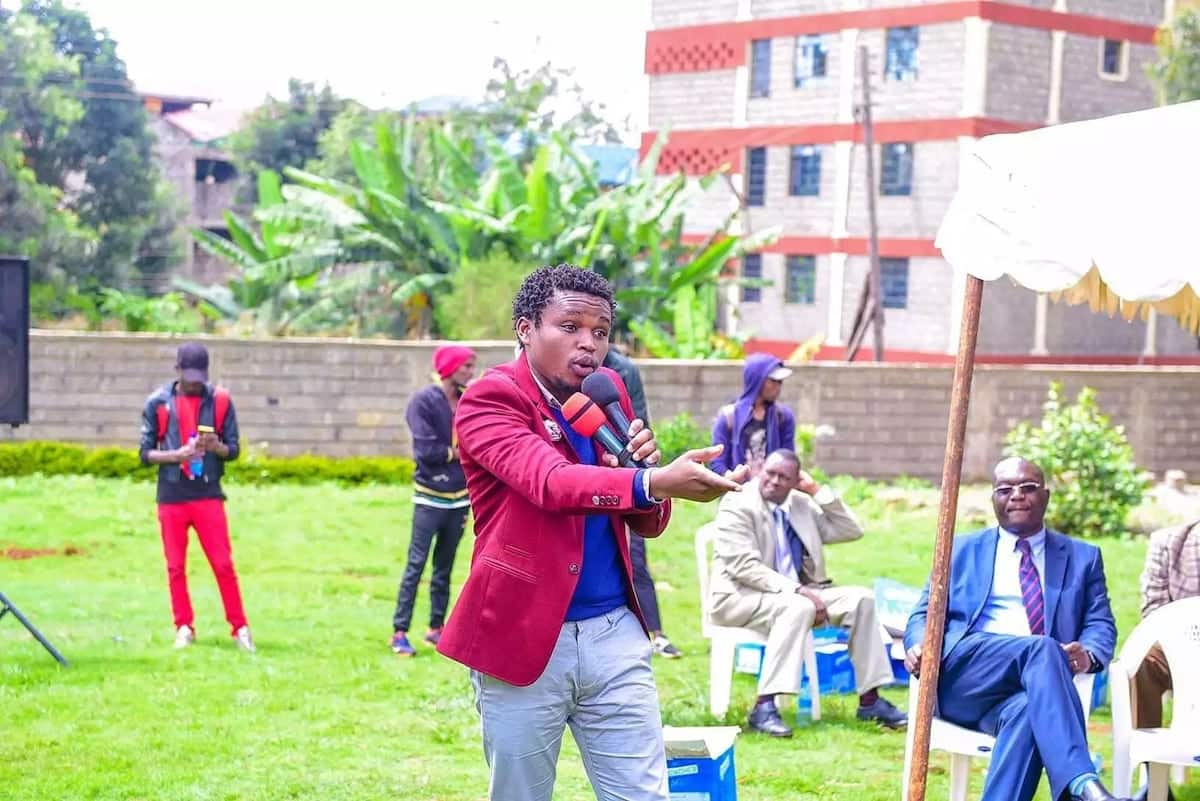 Comedian Chipukeezy accusing of using fake stunts to promote show