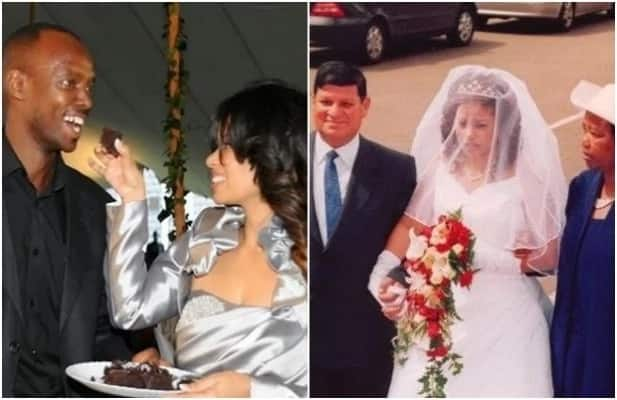 Julie Gichuru wedding photos and story