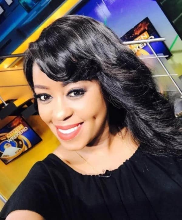 Pregnant Lilian Muli gives fans a sneak peak of her flamboyant living room and its classy AF