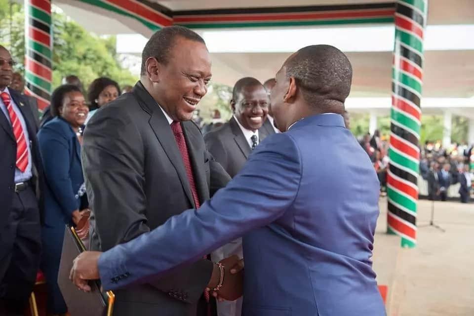 Gavana Sonko ampongeza Uhuru Kenyatta baada ya kesi zilizowasilishwa mahakamani dhipi yake kutupiliwa mbali