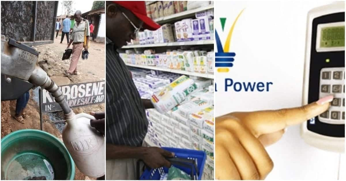 Soaring prices of sugar, kerosene, gas, electricity push cost of living through the roof