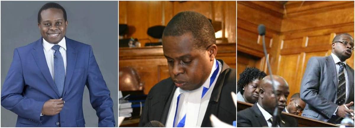 Charles Kanjama biography & career Lawyer Charles Kanjama Profile of Charles Kanjama Charles Kanjama background