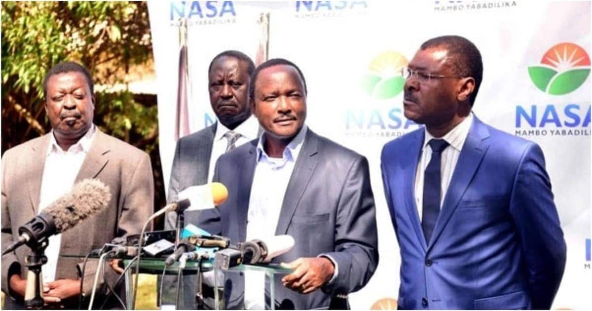 Kalonzo Musyoka fails to convince Kenyans to vote for him in 2022 - Poll
