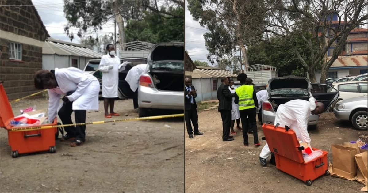 4 leads detectives want from TV girl Jackie Maribe's car in murder probe involving her lover
