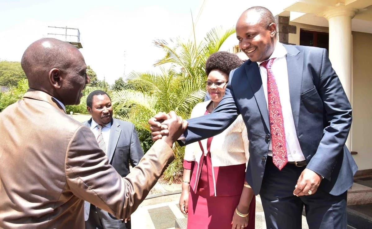 William Ruto akutana na wabunge kutoka kaunti ya Kiambu kuchora upya kisiasa katika azma yake ya urais 2022