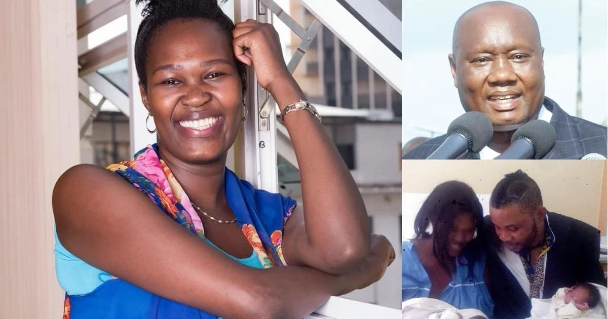 Busia governor's daughter clobbered by hubby and father of her twins