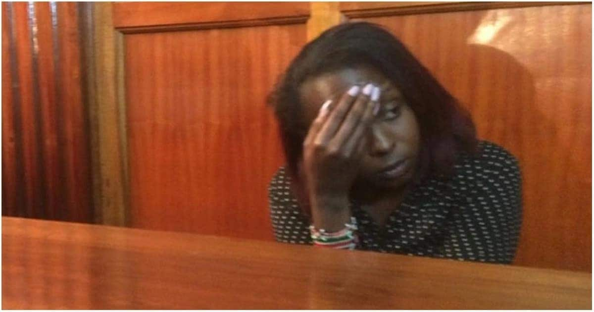 TV girl Jacque Maribe's illustrious career at stake in the face of murder charges